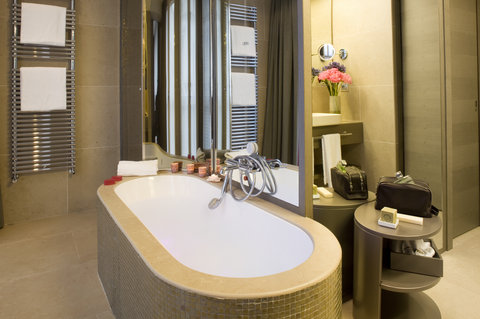 Starhotels Rosa Grand - Executive Suite