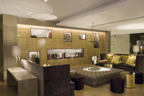 Starhotels Rosa Grand - Library