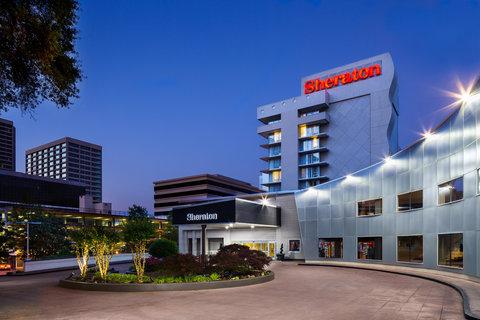 Sheraton Atlanta Hotel - Exterior