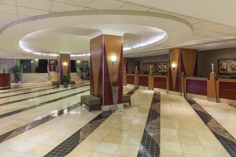 Sheraton Atlanta Hotel - Lobby