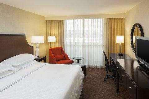 Sheraton Atlanta Hotel - King Guest Room