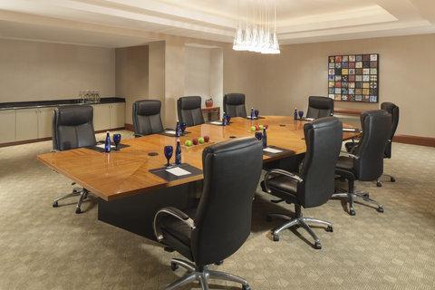 Sheraton Atlanta Hotel - Executive Boardroom