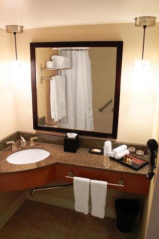 Sheraton Atlanta Hotel - Guest Room Bathroom