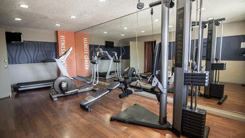 Quality Inn University - Nm Fitness