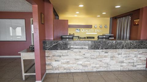 Quality Inn University - Nm Lobby