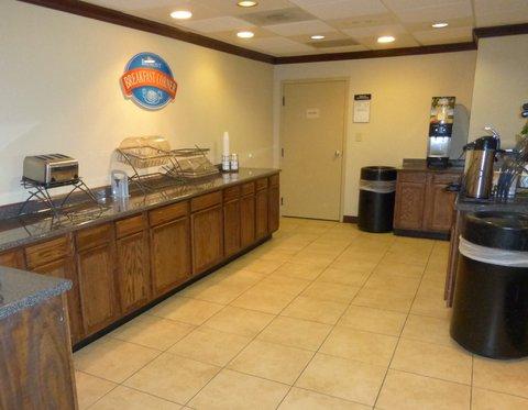 Baymont Inn & Suites Birmingham/Vestavia - Breakfast Area