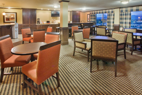 Crowne Plaza ANCHORAGE-MIDTOWN - Club Floor Lounge