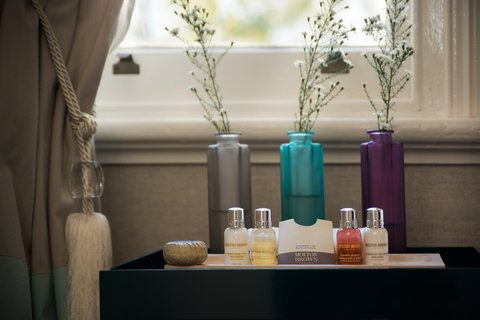The Dudley Boutique Hotel - Molton Brown Amenities