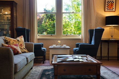 The Dudley Boutique Hotel - Lounge Room