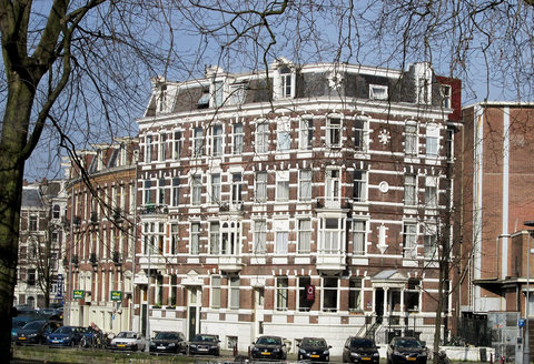 Quentin Amsterdam Hotel - Exterior