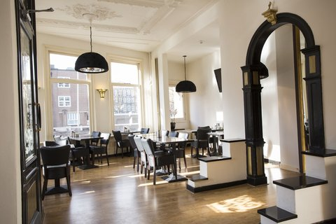Quentin Amsterdam Hotel - Interior