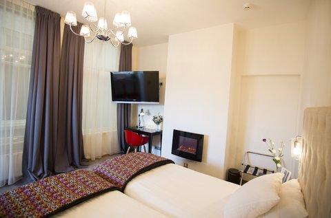 Quentin Amsterdam Hotel - Suite