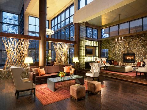 Sheraton Charlotte Airport Hotel - Lobby