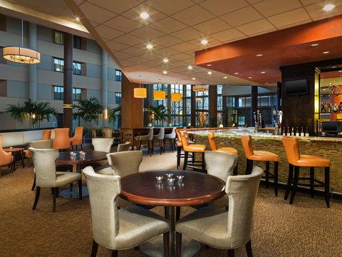 Sheraton Charlotte Airport Hotel - Lounge