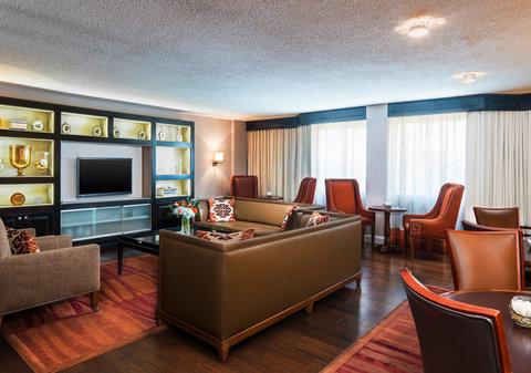 Sheraton Charlotte Airport Hotel - Sheraton Club