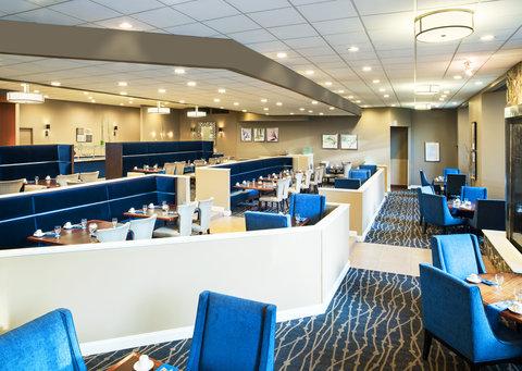 Sheraton Charlotte Airport Hotel - Restaurant