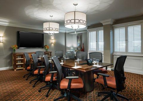 Sheraton Charlotte Airport Hotel - Boardroom