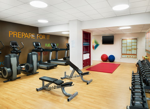Sheraton Charlotte Airport Hotel - Sheraton Fitness Powered by Core Performance