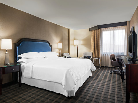 Sheraton Charlotte Airport Hotel - Traditional King Room
