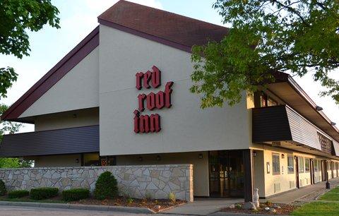 Red Roof Inn Benton Harbor St Joseph - Inn Exterior