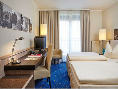 فندق رامادا هامبورغ بيرجيدورف - Comfort Two Twin Bed Room