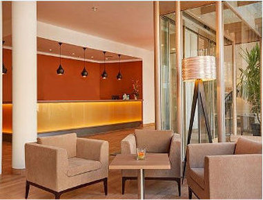 فندق رامادا هامبورغ بيرجيدورف - Lobby