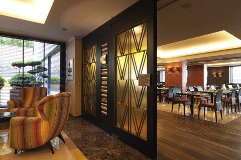 Hyllit Hotel - Breakfast room TOP CCL Hyllit Hotel Antwerp