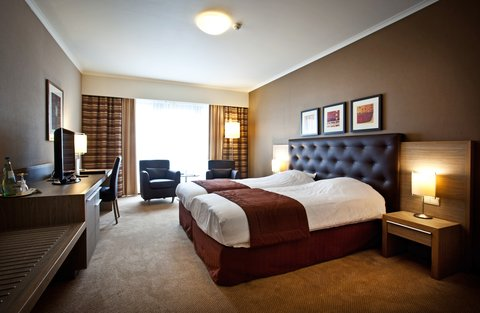 Hyllit Hotel - Standard plus twin room TOP CCL Hyllit Antwerp