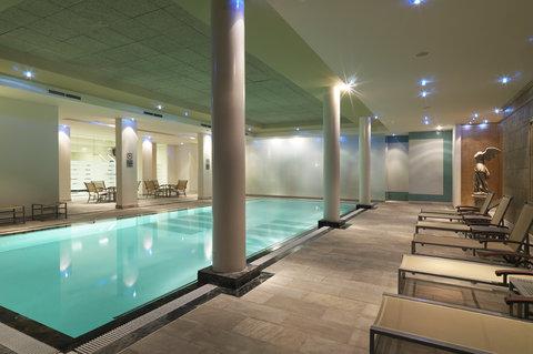 Hyllit Hotel - Indoor pool TOP CCL Hyllit Hotel Antwerp