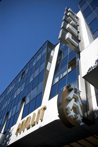 Hyllit Hotel - Exterior view TOP CCL Hyllit Hotel Antwerp