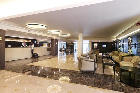 Hyllit Hotel - Lobby TOP CCL Hyllit Hotel Antwerp