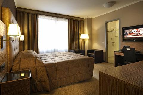 Hyllit Hotel - Standard double room TOP CCL Hyllit Hotel Antwerp