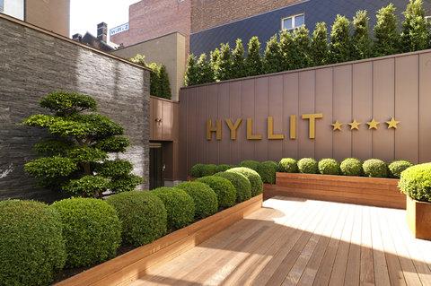 Hyllit Hotel - Terrace TOP CCL Hyllit Hotel Antwerp