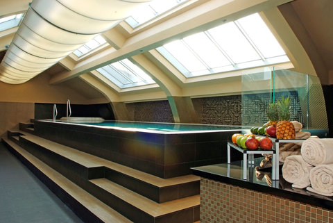 Continental Hotel Zara - Wellness Suite