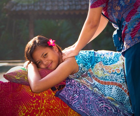 Villa Borobudur - Javanese Massage Original