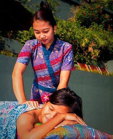 Villa Borobudur - Javanese massage