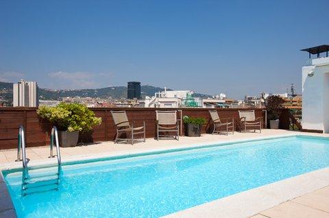 NH Barcelona Stadium - Pool