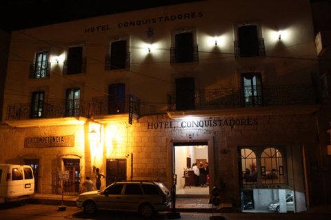Hotel Conquistadores - EXTERIOR 3