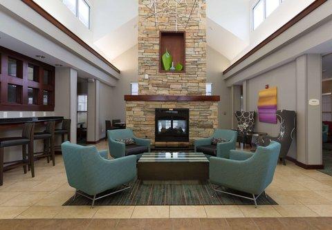 Residence Inn Baton Rouge Towne Center at Cedar Lodge - Lobby