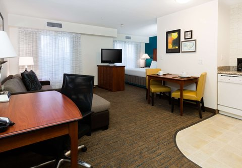 Residence Inn Baton Rouge Towne Center at Cedar Lodge - King Studio Suite