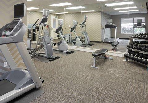 Residence Inn Baton Rouge Towne Center at Cedar Lodge - Fitness Center