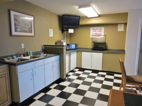Country Hearth Inn Decatur - Breakfast Area