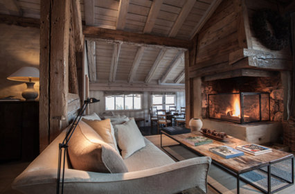 Le Chalet Zannier - Guest Room