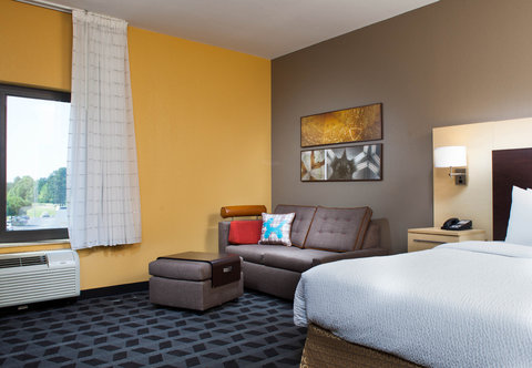 Towneplace Suites by Marriott Savannah Airport - King Studio Suite