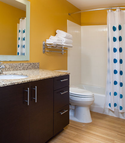 Towneplace Suites by Marriott Savannah Airport - Suite Bathroom