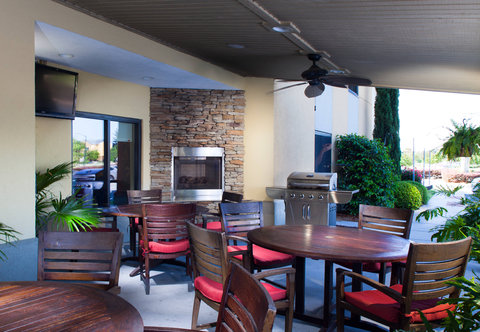 Towneplace Suites by Marriott Savannah Airport - Outdoor Patio