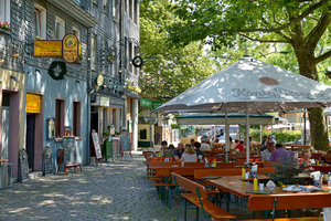Bars and restaurants in Sachsenhausen