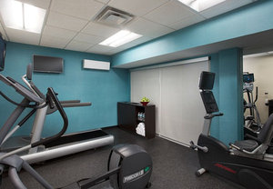 Fitness/ Exercise Room - Fairfield Inn by Marriott Midway Bedford Park
