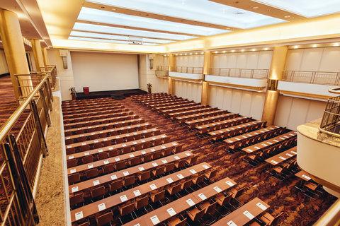 غراند إيليسي هامبورغ - Ballroom at Grand Elys e Hamburg