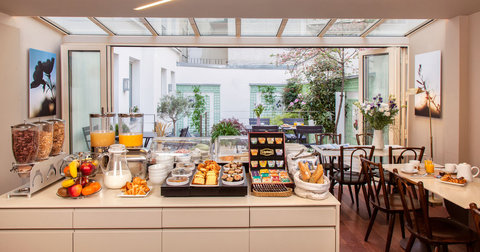 Hôtel Mistral - Breakfast